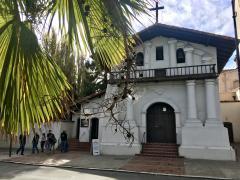 [Photo : Mission Dolores San Francisco]